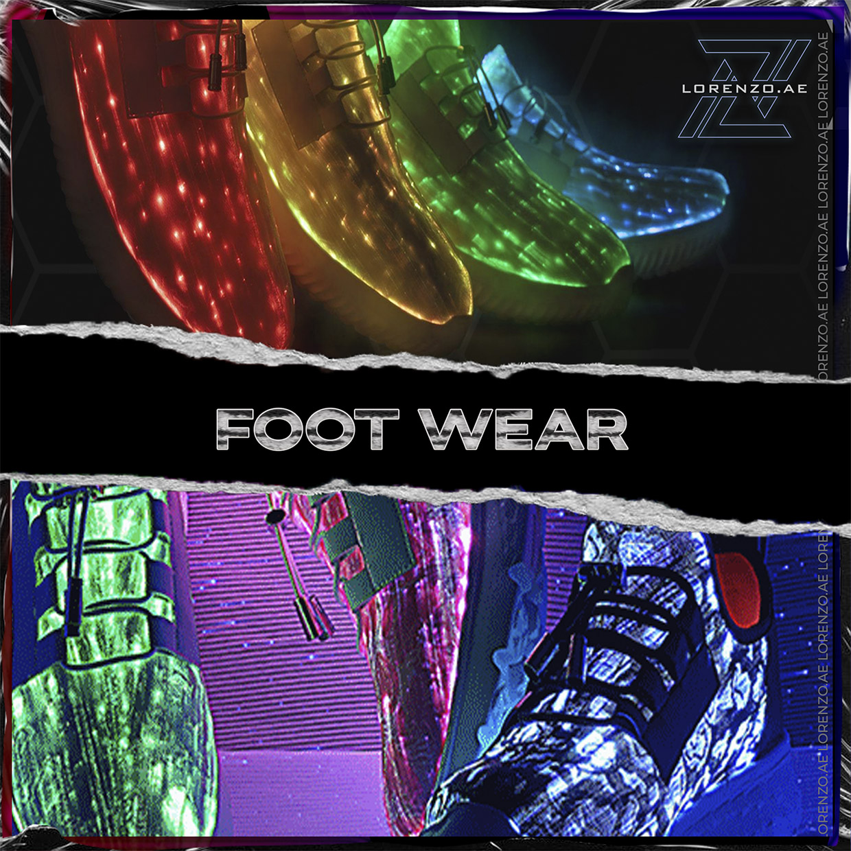 Category foot wear