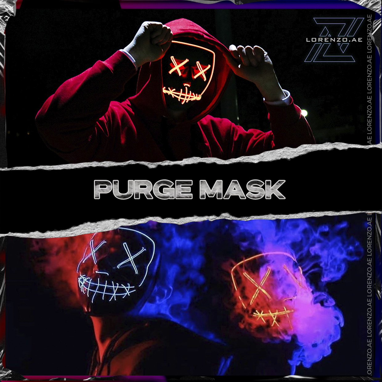 Category purge mask