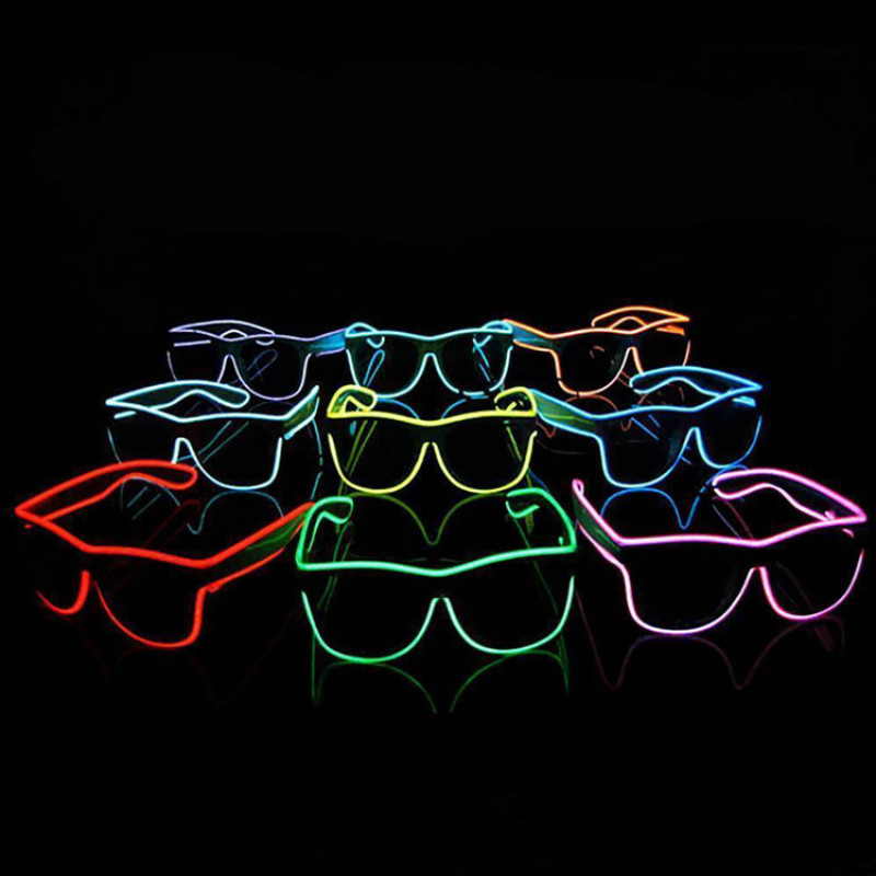 Wireless Neon Glasses